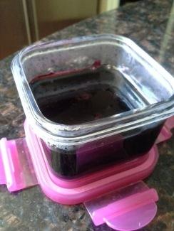 aronia jelly