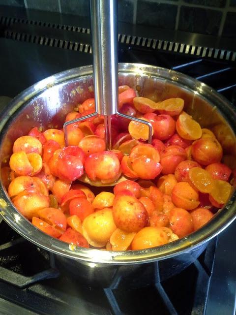 plum puree